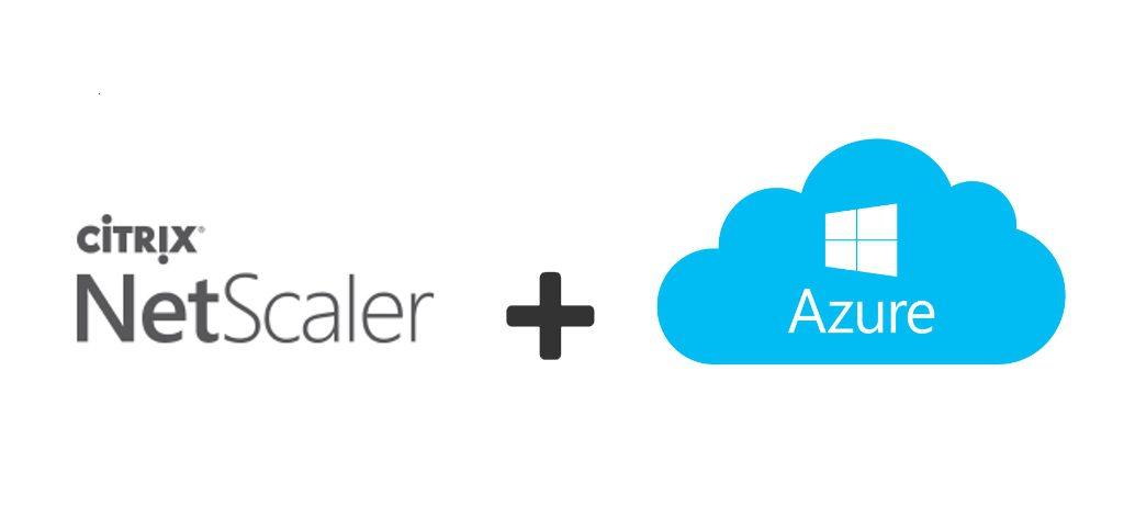 Configure NetScaler Global Server Load Balancing to Recover your Citrix XenDesktop or XenApp environment in Microsoft Azure