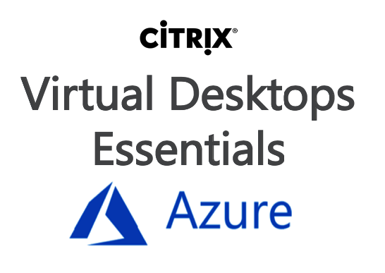 Configure Virtual Windows 10 (VDI) Desktops with XenDesktop