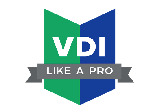 As of today, I'm joining the VDILIKEAPRO team!