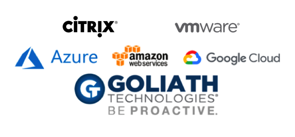 Monitor and Troubleshoot Virtual Apps and Desktops on Different Clouds with the Goliath Performance Monitor