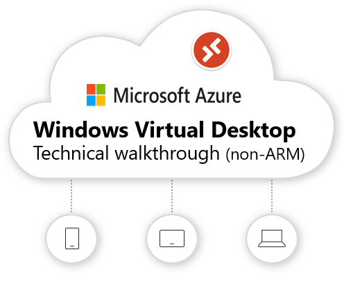 Windows Virtual Desktop technical deployment (Classic – non-ARM-based model) walkthrough