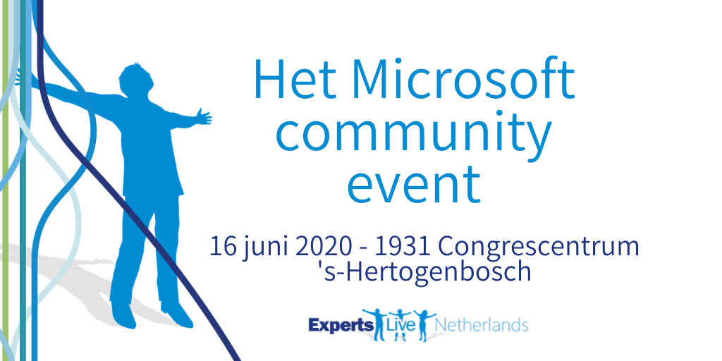 Experts Live Netherlands | Microsoft IT conference