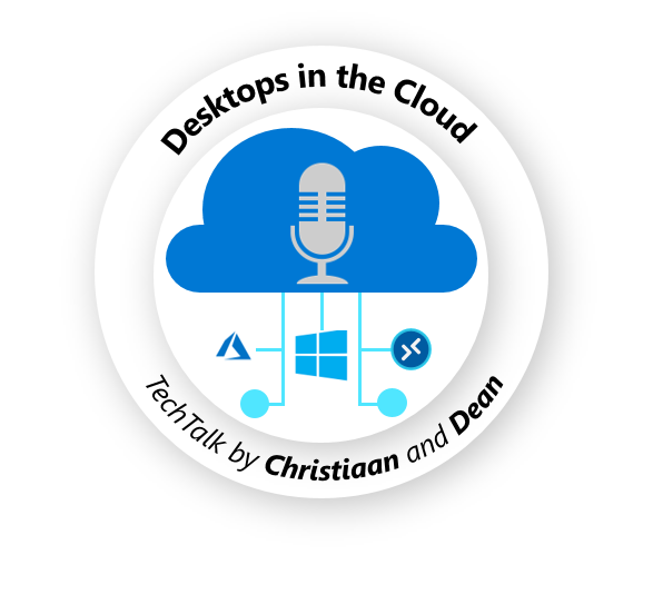 Desktops in the Cloud is your new video TechTalk with people from Microsoft engineering and the world-wide virtual desktop community. Join us here!