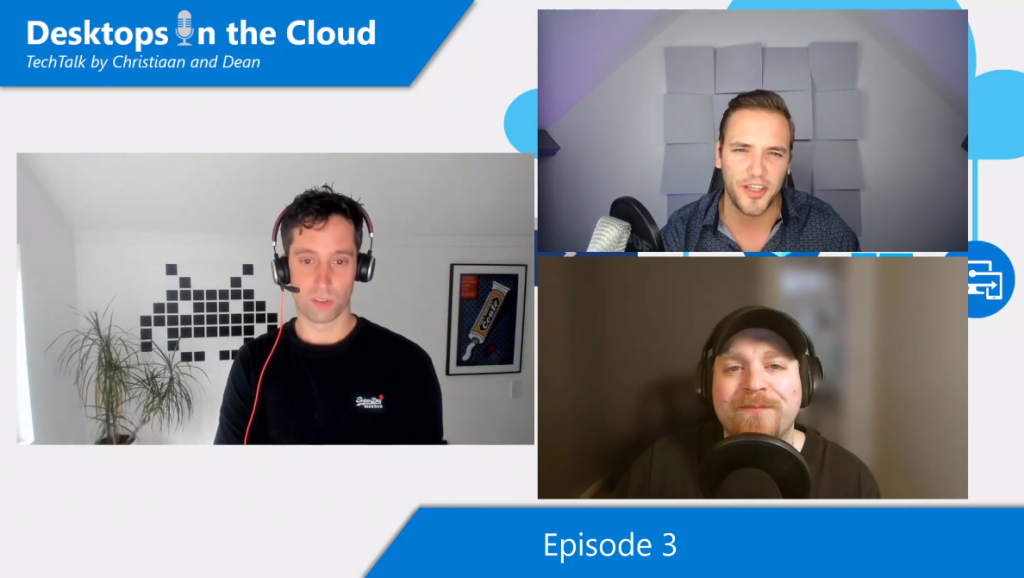 Desktops in the Cloud Episode 3: What's new from Microsoft Ignite: Azure Virtual Desktop with Pieter Wigleven, PM lead