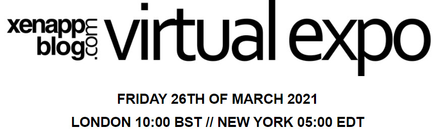 xenappblog.com – virtual expo event